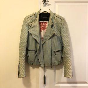 Authentic Barbara Bui Leather Jacket